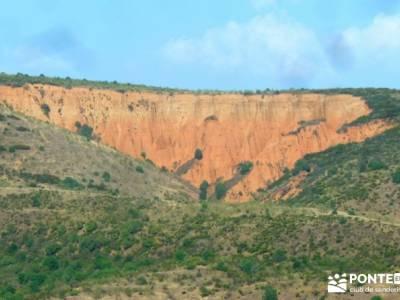 Meandros Río Lozoya-Pontón de la Oliva;actividad vespertina; dunas de liencres cabo de creus